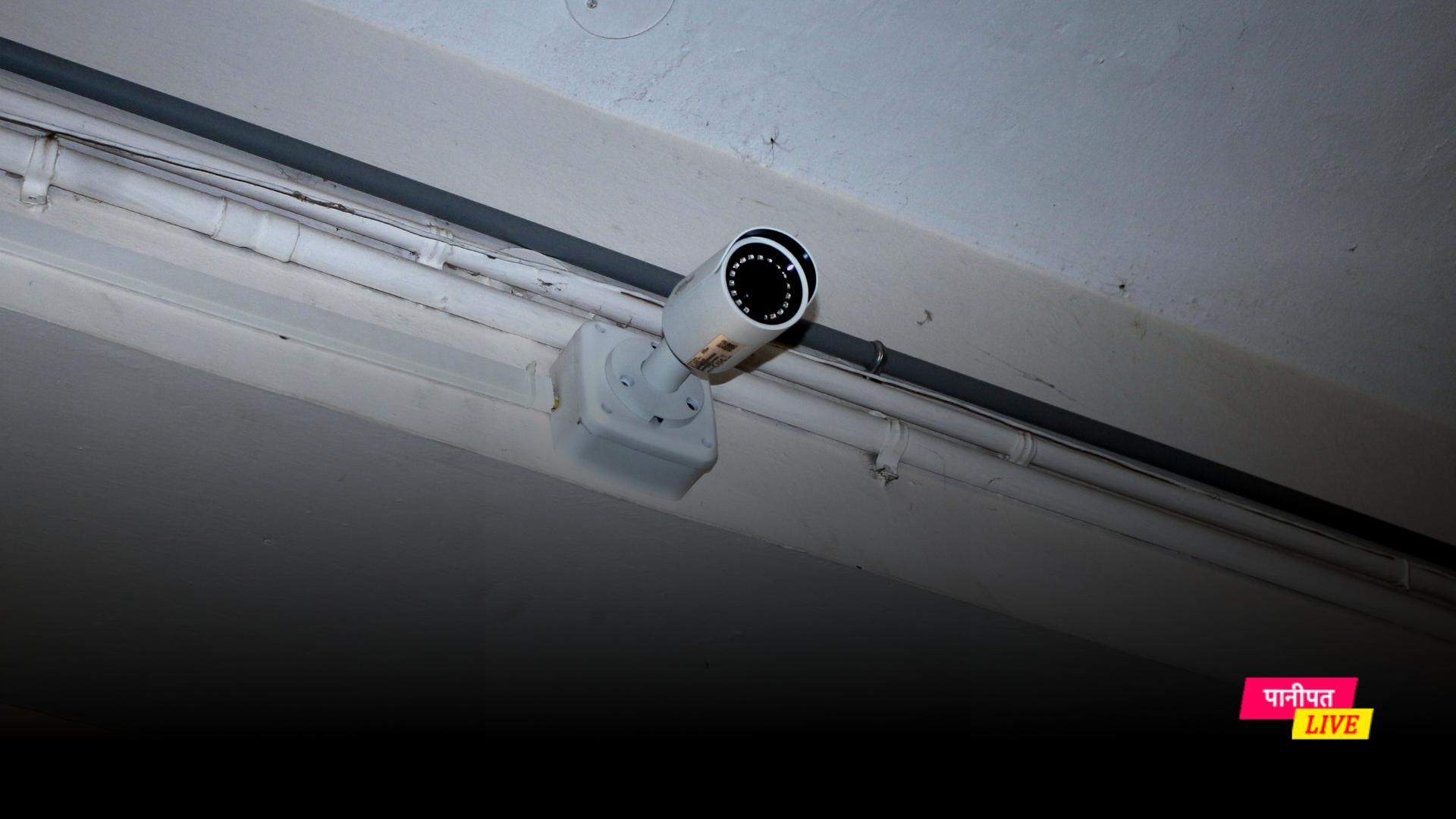 पड़ोसी ने अपने ग़र लगाया CCTV और सीन का फ़ोकस पड़ोसन के बेडरूम तक