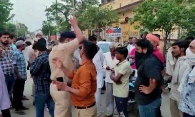 सोनीपत : नशे में धुत स्कूटी सवार युवकों ने पुलिस के साथ की गाली-गलौज, कटा 28000 रुपये का चालान
