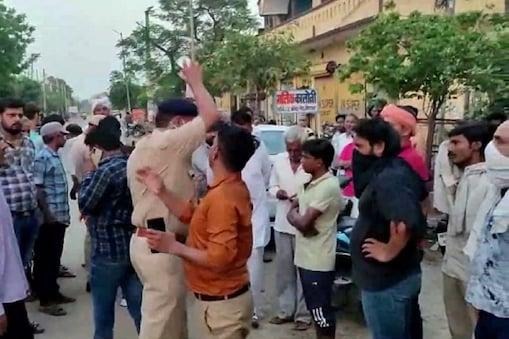 सोनीपत नशे में धुत स्कूटी सवार युवकों ने पुलिस के साथ की गालीगलौज कटा 28000 रुपये का चालान
